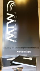 Market Research Reports with Competitor Analysis for the UK DIY market, House Building market with shower market and Construction Industry, electrical market, manufacturing, retail market and wholesale markets from MTW Research